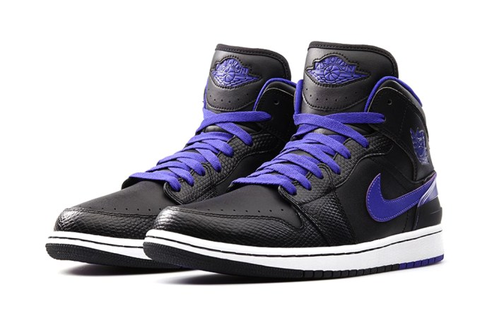 "A First Look at the Air Jordan 1 Retro '86 ""Dark Concord"""