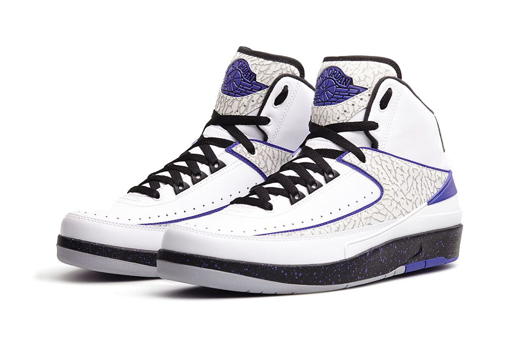 "A First Look at the Air Jordan 2 Retro ""Dark Concord"""