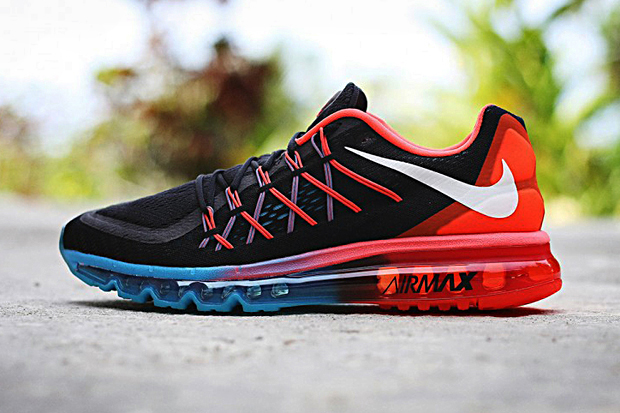A First Look at the Nike Air Max 2015