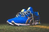"A First Look at the Ronnie Fieg x ASICS GT-II Kith Football Equipment ""Brazil"""