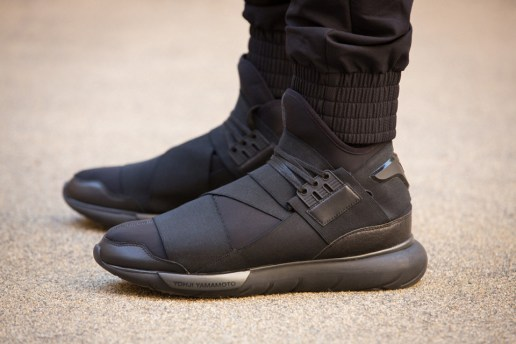 A First Look at the Y-3 2014 Fall/Winter Qasa High