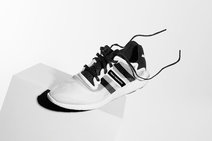 A First Look at the Y-3 Yohji Boost