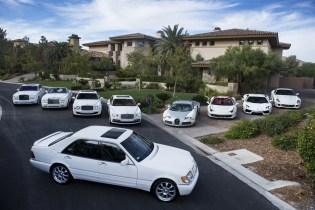 A Look Inside Floyd Mayweather's Car Collection