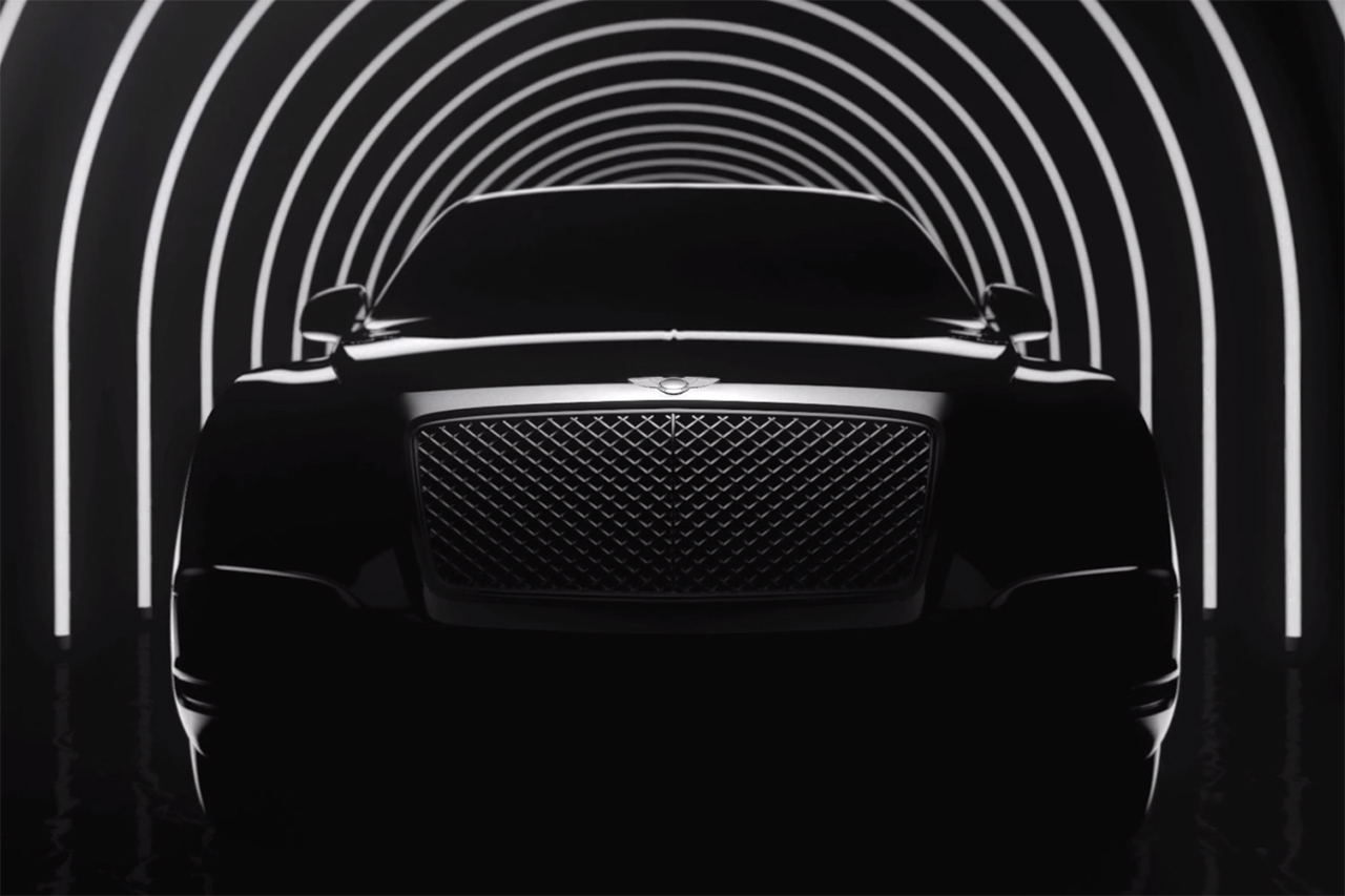 A Preview of Bentley's Upcoming SUV
