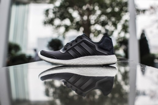 An Exclusive Look at the adidas Pure Boost with Insight from Global Creative Director James Carnes