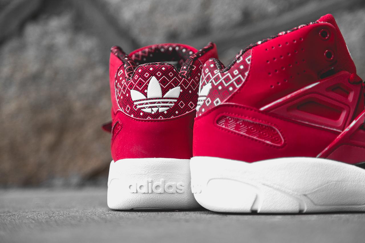 """adidas Mutombo TR Block """"Scarlet"""""""