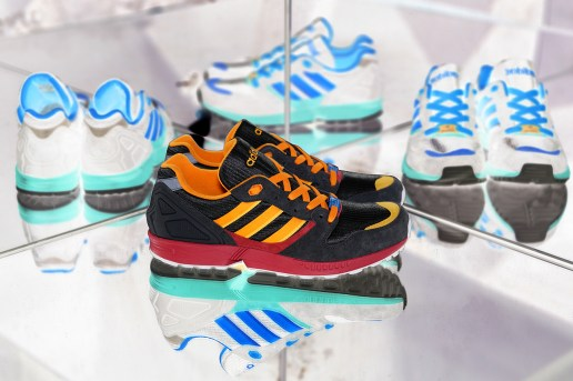 "adidas Originals 2014 Spring/Summer ZX ""25th Anniversary"" Pack"