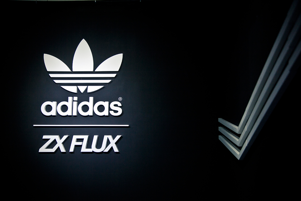 adidas originals zxflux lab pop up store