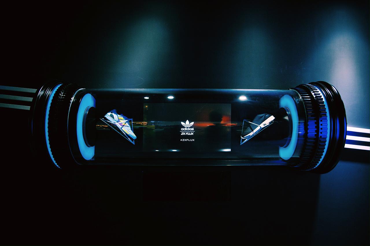 adidas Originals #ZXFLUX LAB Pop-Up Store