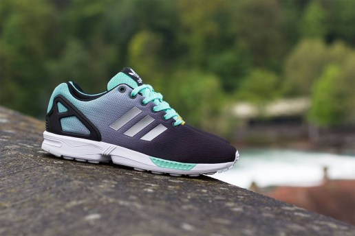 adidas Originals ZX Flux Black/Metallic/Mint