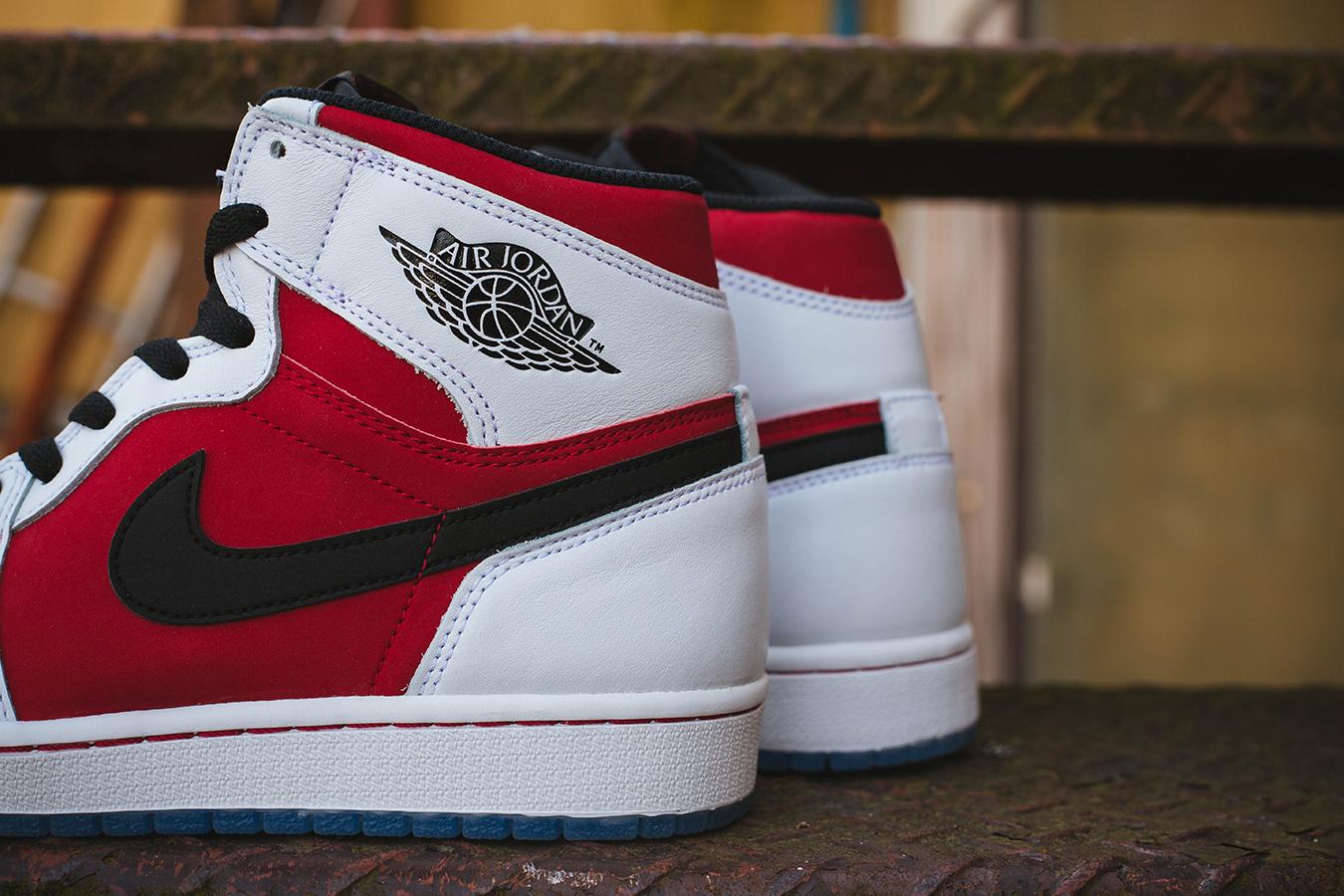 """Air Jordan 1 Retro Hi OG """"Carmine"""""""
