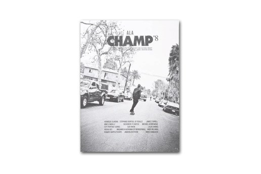 Ala Champ Magazine Issue 8