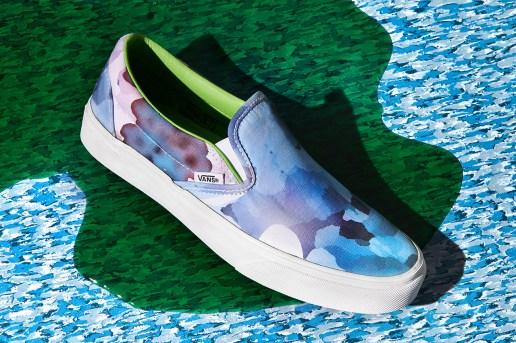Andrea Crews x Vans 2014 Spring/Summer Collection