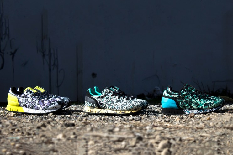 Andrea Pompilio x Onitsuka Tiger 2014 Spring/Summer Footwear Collection