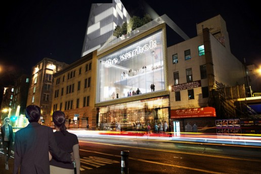 Andy Warhol Museum to Open in New York