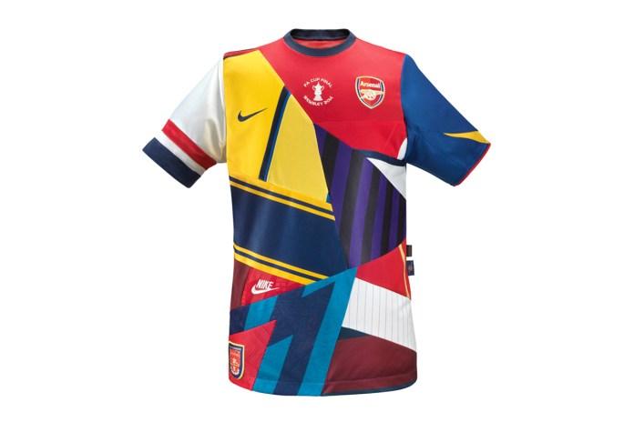Arsenal and Nike Celebrate 20 Years of Partnership