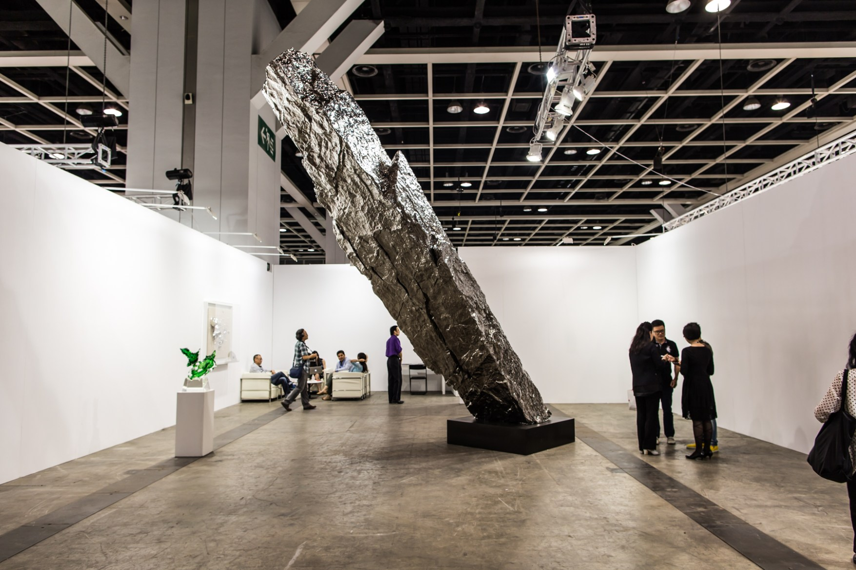 Art Basel Hong Kong 2014 and Its Effects On China's Growing Contemporary Art Scene