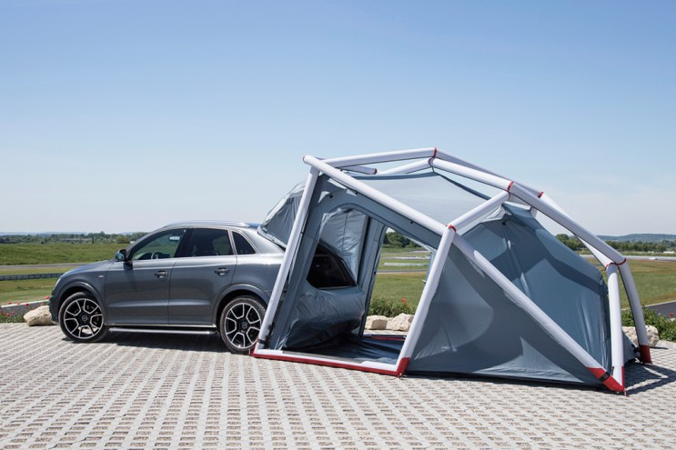 Audi Q3 Camping Tent by Heimplanet