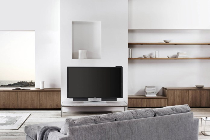 Bang & Olufsen Unveils its BeoVision Avant Television