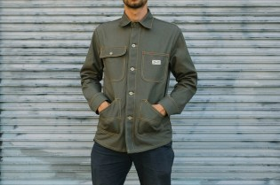 Benny Gold 2014 Summer Chore Coat