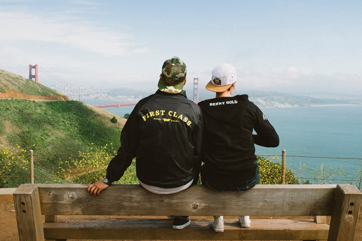 "Benny Gold 2014 Summer ""Duboce"" Lookbook"