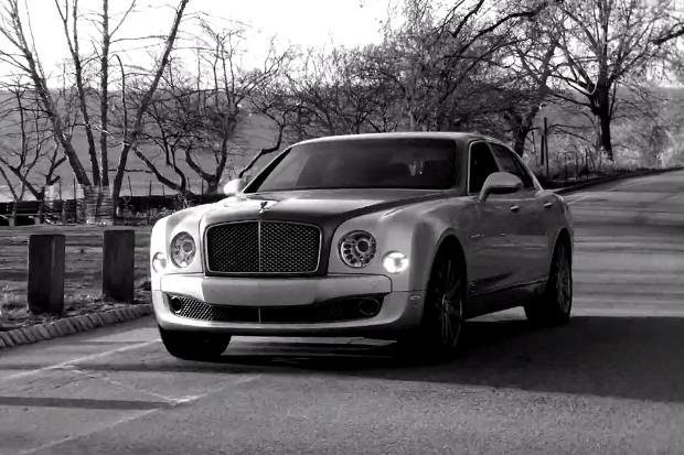 "Bentley ""Intelligent Details"" Short Film"