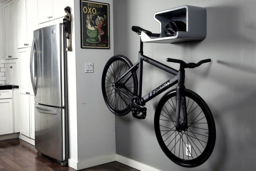 "Bicycle Storage ""Shelfie"""