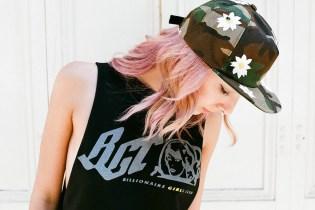 "Billionaire Boys Club Spring/Summer 2014 ""GIRL"" Editorial"