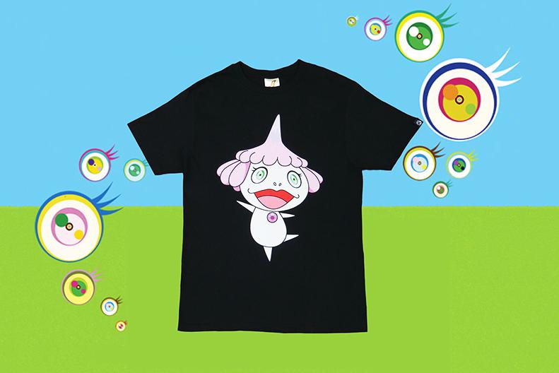 Billionaire Boys Club x Takashi Murakami 'JELLYFISH EYES' Screening & T-Shirt