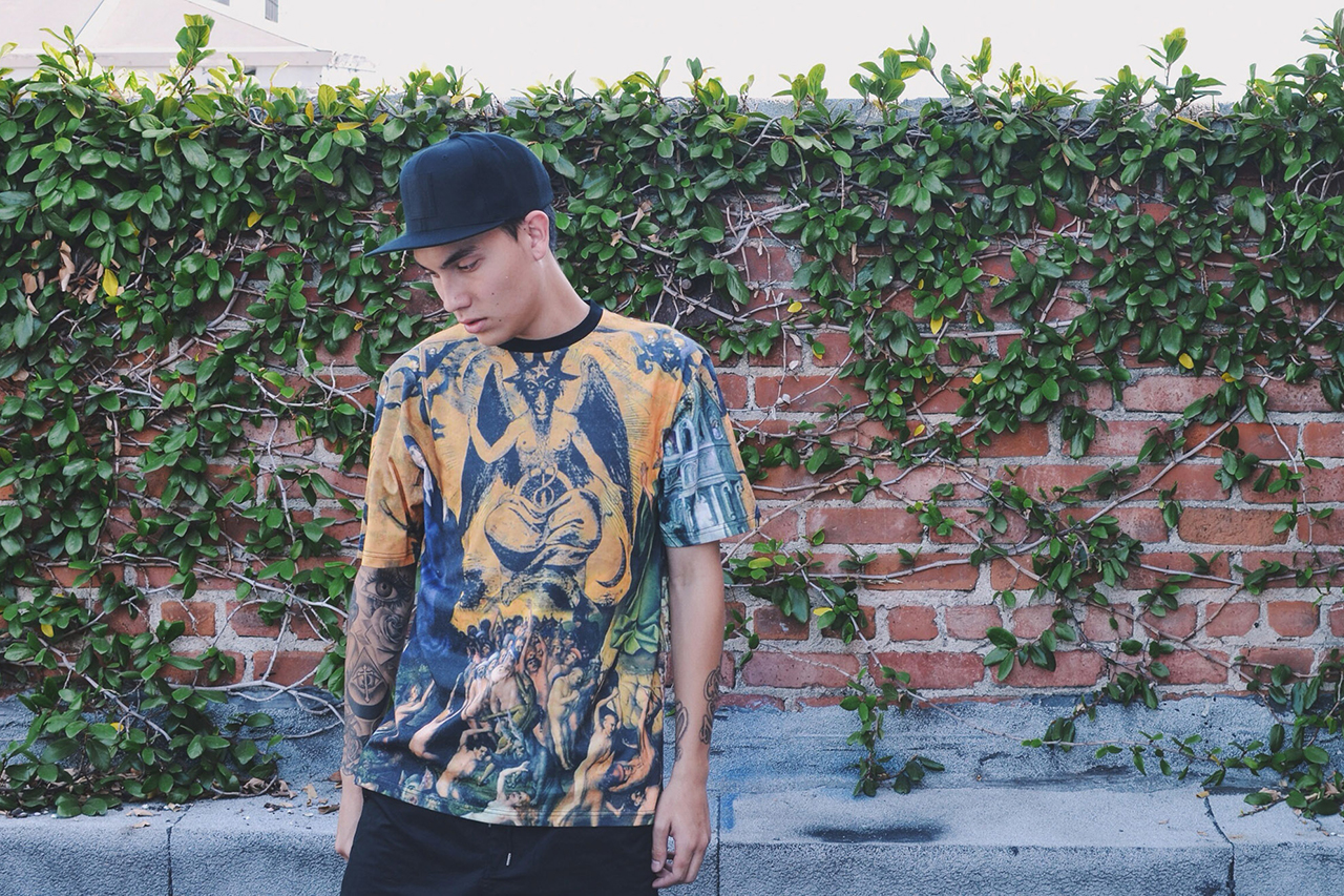 black scale 2014 summer lookbook