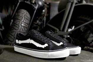 """Blends x Vans Vault Old Skool Zip LX """"Bones"""" Preview"""