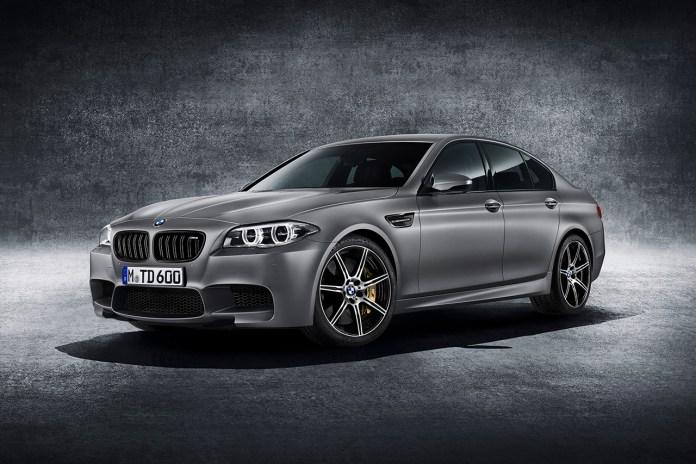 "BMW M5 ""30 Jahre M5"" Special Edition"