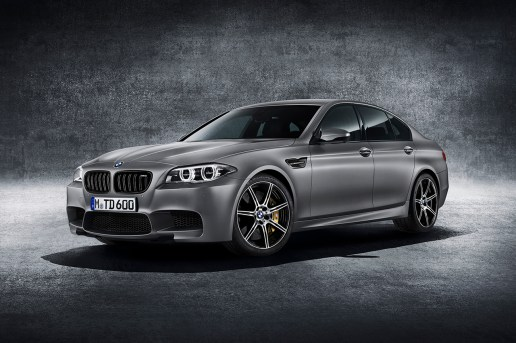 "BMW M5 ""30 Jahre M5"" Special Edition"