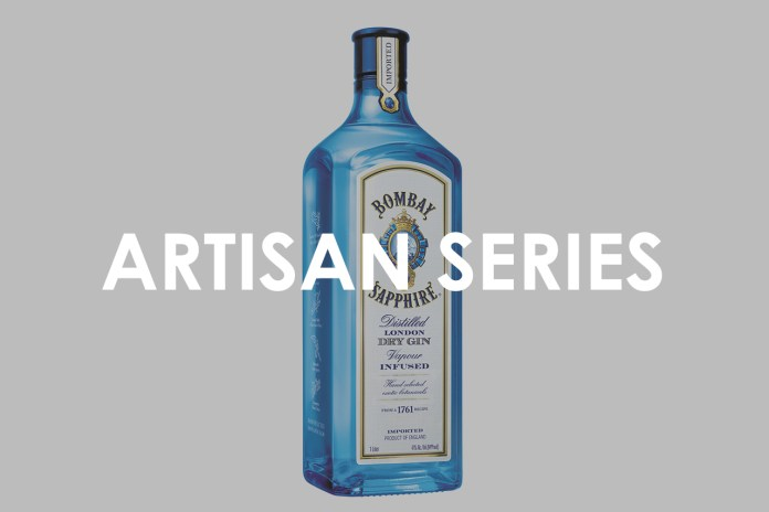 BOMBAY SAPPHIRE® ARTISAN SERIES Contest Announcement