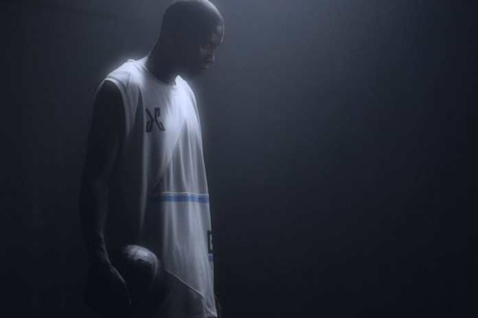 BRANDBLACK - FUTURELEGENDS Starring Jamal Crawford