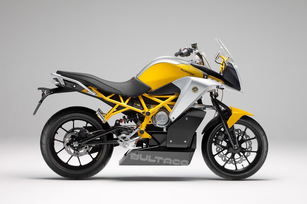 Bultaco Returns with the Rapitán Electric Motorcycle