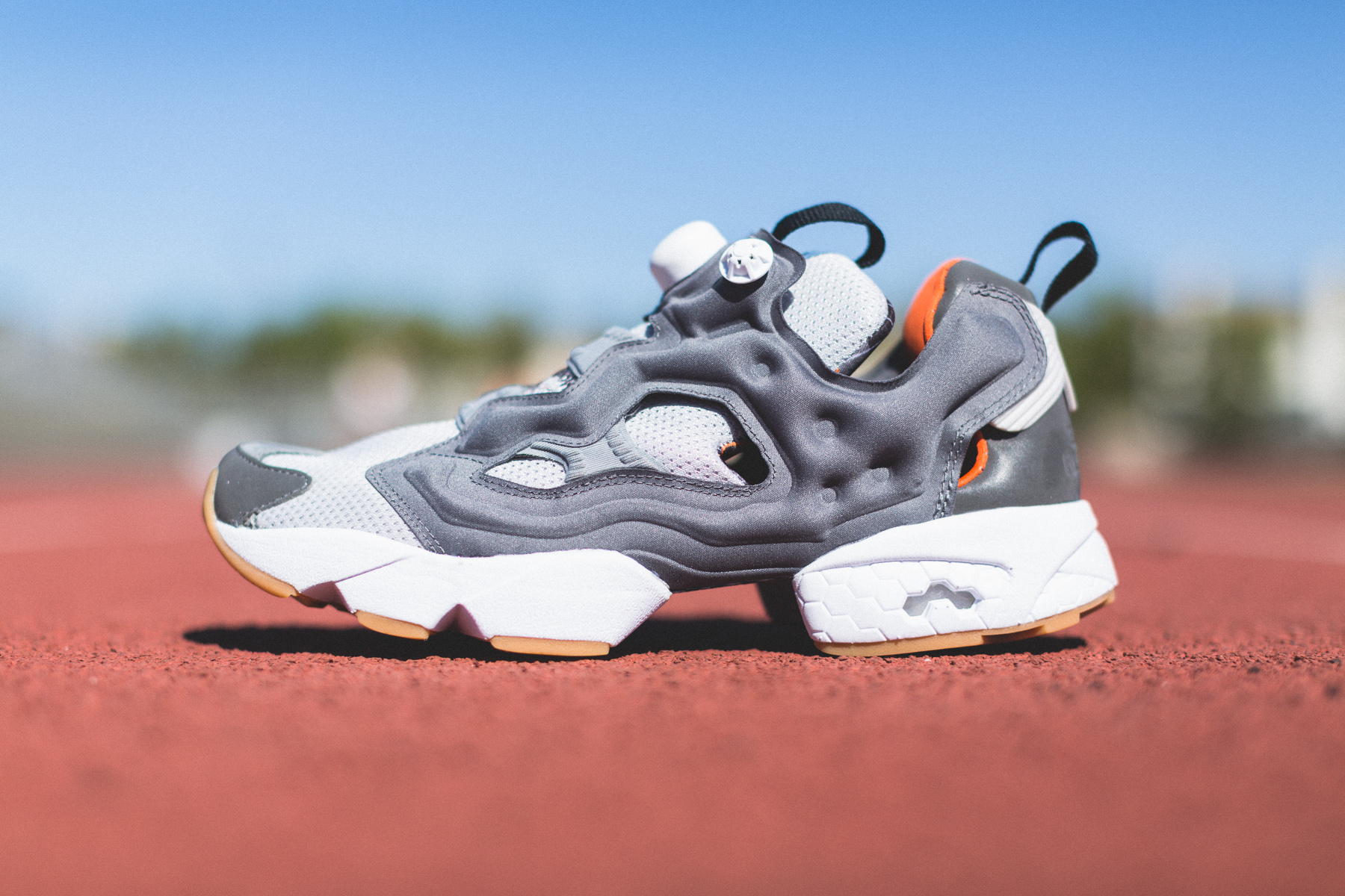 Burn Rubber x Reebok Instapump Fury 20th Anniversary