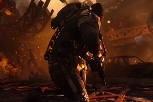 Call of Duty: Advanced Warfare Reveal Trailer featuring Kevin Spacey