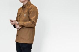 Carhartt WIP 2014 Hamilton Brown Claim Coat