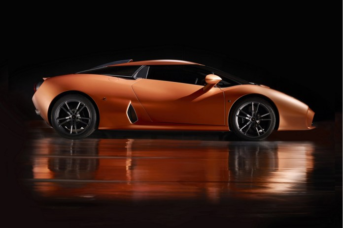 Check out the Lamborghini 5-95 by Zagato