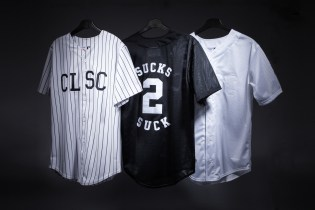 CLSC 2014 Spring/Summer Baseball Jerseys
