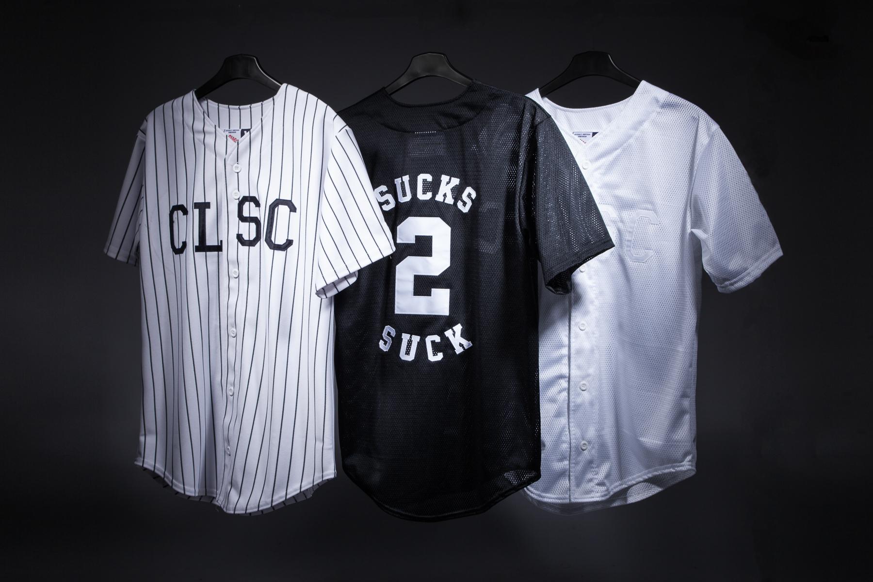 CLSC 2014 Spring/Summer Baseball Jerseys