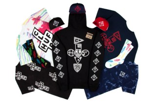 Club 75 x HUF 2014 Summer Collection
