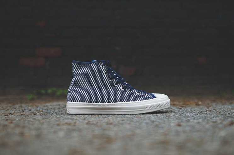 Converse 2014 Chuck Taylor All Star Hi Premium Navy/White