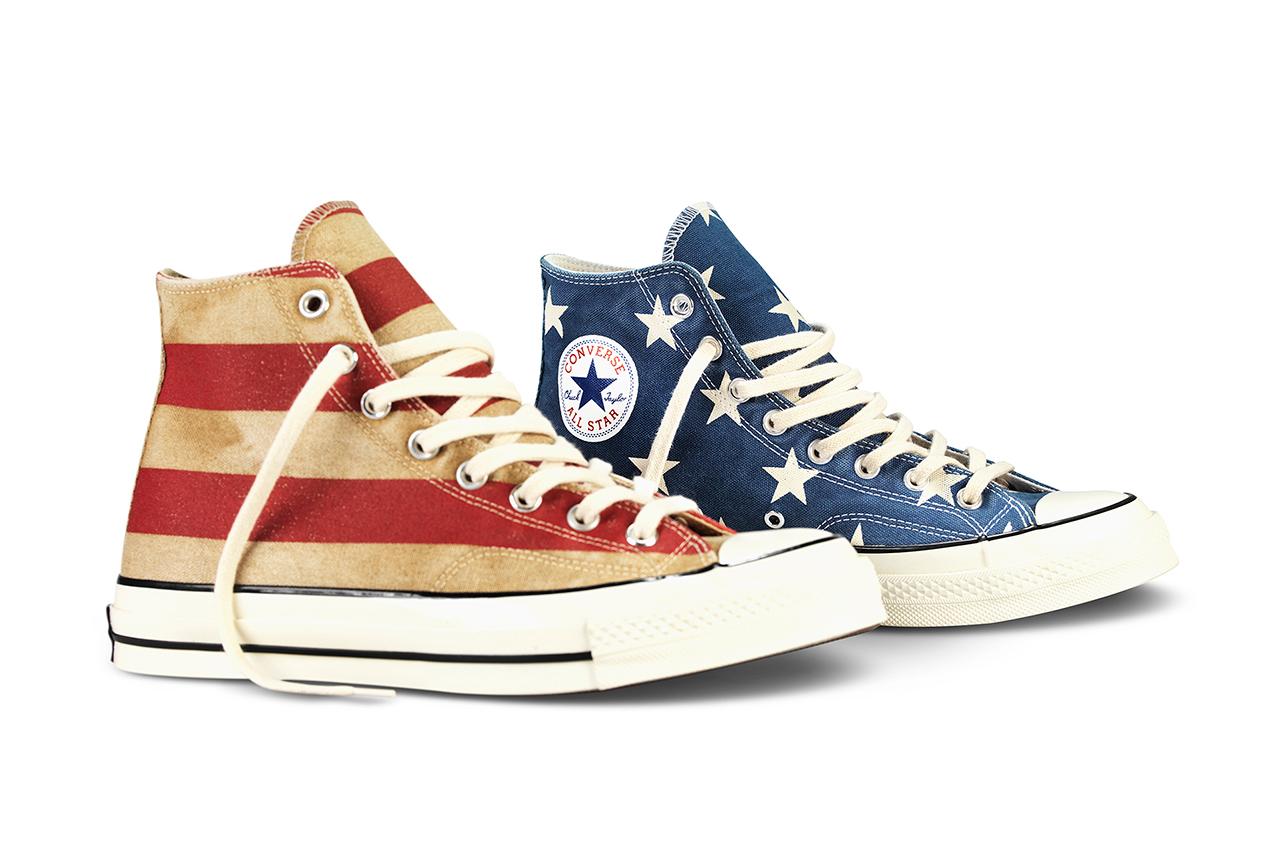 "Converse Chuck Taylor All Star 70s ""Vintage Flag"""