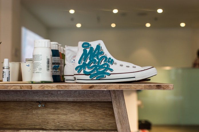 "Converse ""Open Studio"" Exhibition @ The Space Hong Kong Recap"