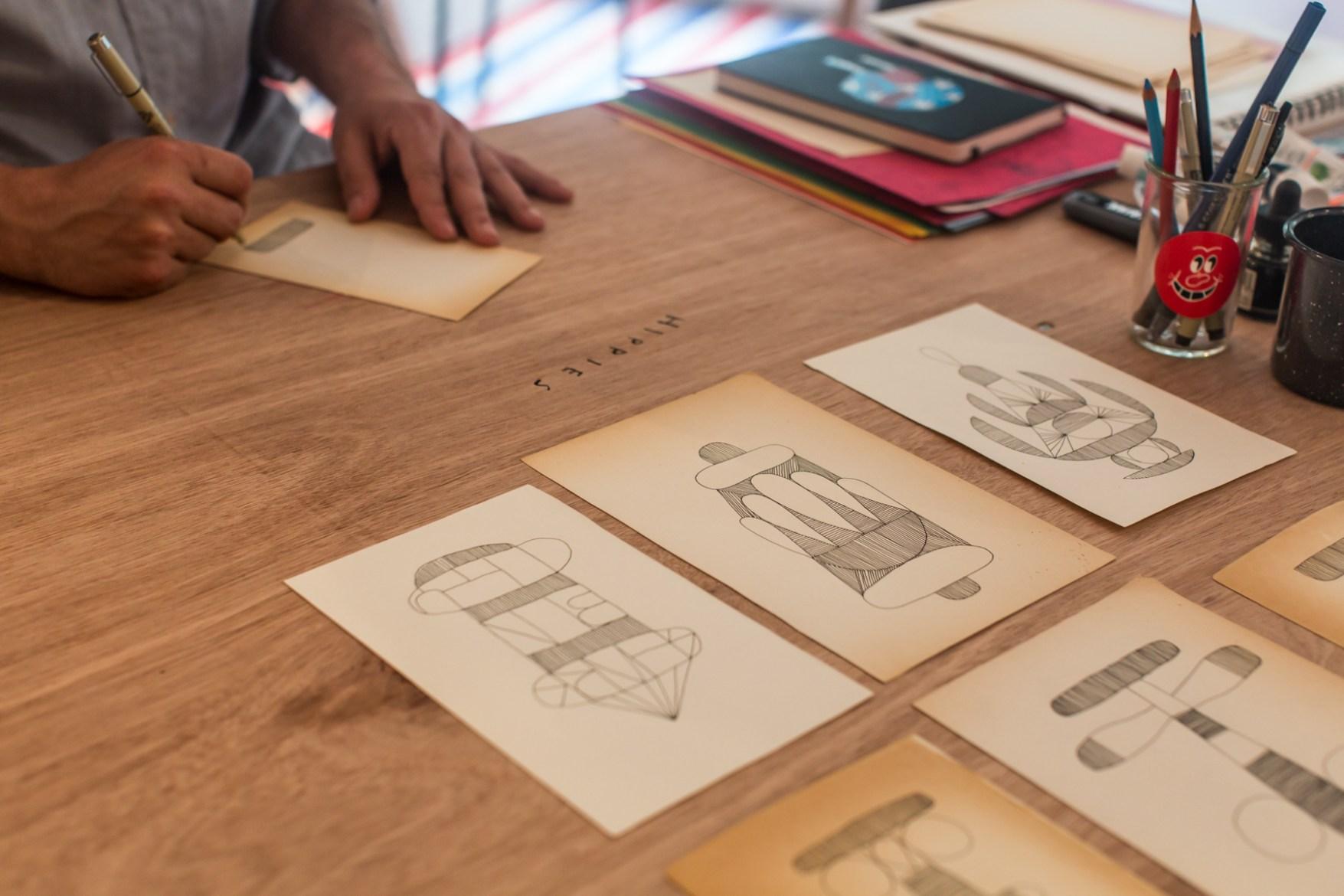 """Converse """"Open Studio"""" Exhibition @ The Space Hong Kong Recap"""