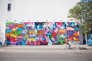 COPE2 Bowery & Houston Mural