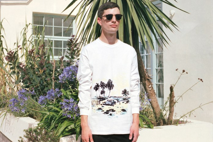 "COPSON 2014 Spring/Summer ""Sunset Sensation"" Lookbook"