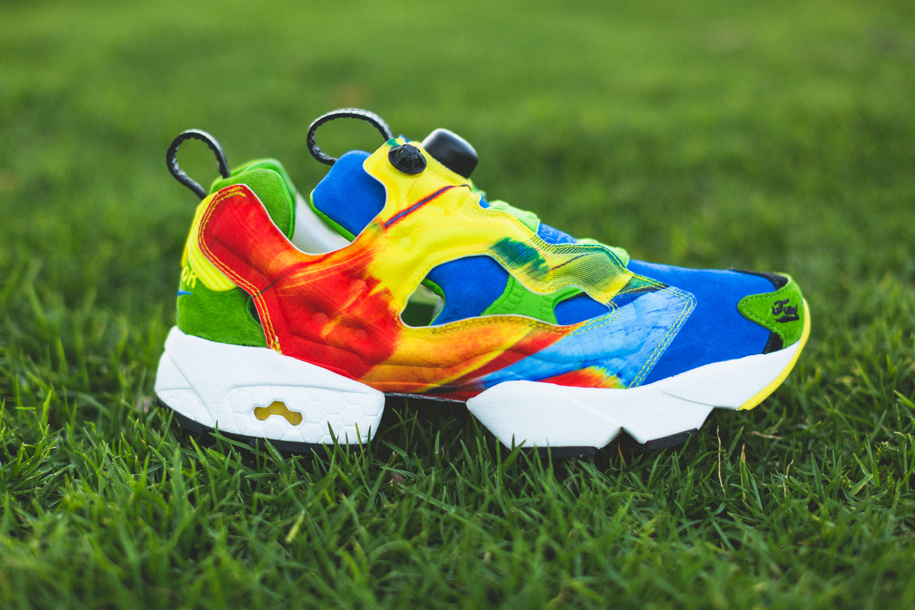 Crooked Tongues x Reebok Instapump Fury 20th Anniversary